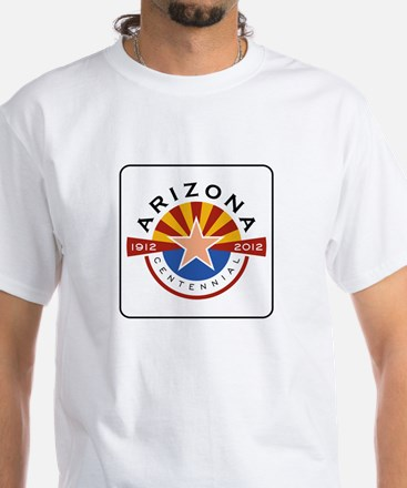 Arizona Centennial 1912-2012 - USA Shirt