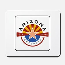 Arizona Centennial 1912-2012 - USA Mousepad