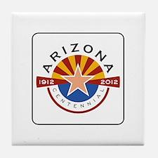 Arizona Centennial 1912-2012 - USA Tile Coaster