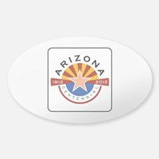 Arizona Centennial 1912-2012 - USA Decal