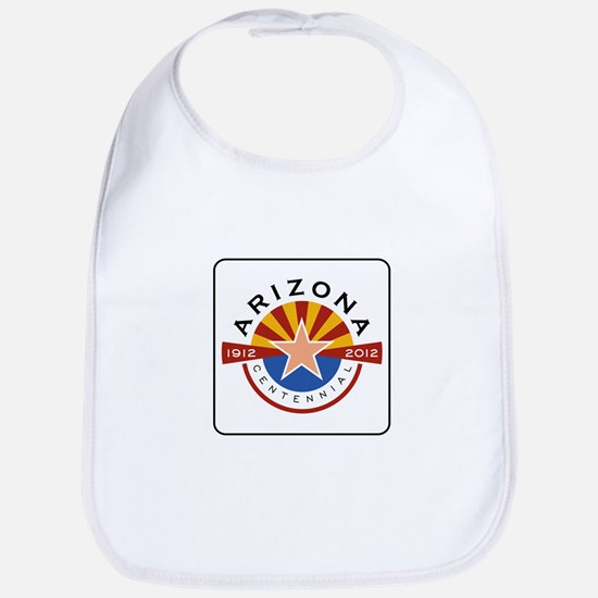 Arizona Centennial 1912-2012 - USA Bib