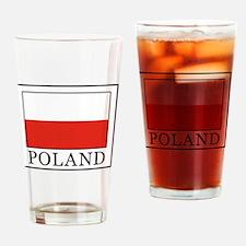 Poland Drinking Glass