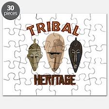 Tribal Heritage Puzzle