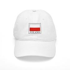 Poland Baseball Baseball Cap