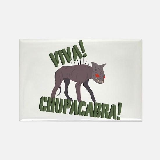 Viva Chupacabra! Magnets