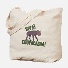 Viva Chupacabra! Tote Bag