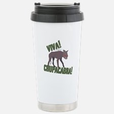 Viva Chupacabra! Travel Mug