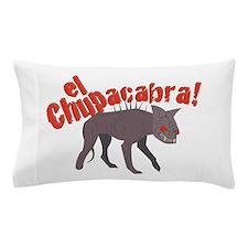 El Chupacabra! Pillow Case