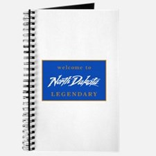 Welcome to North Dakota - USA Journal