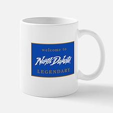 Welcome to North Dakota - USA Mug