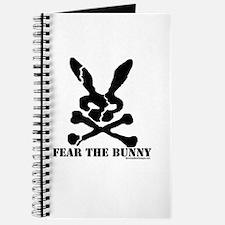 Fear the Bunny. Journal