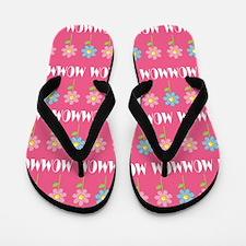 MomMom Daisy Flip Flops
