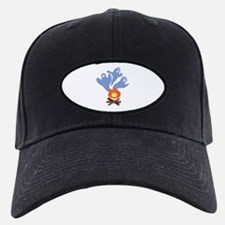 Campfire Ghosts Baseball Hat