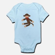 Sock Monkey Body Suit