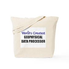 Worlds Greatest GEOPHYSICAL DATA PROCESSOR Tote Ba
