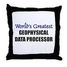 Worlds Greatest GEOPHYSICAL DATA PROCESSOR Throw P