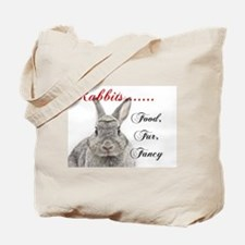 Food Fur Fancy Tote Bag