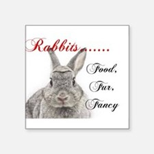 Food Fur Fancy Sticker