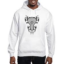 Lacrosse Tribal Hoodie Sweatshirt