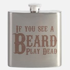 If you see a beard, play dead. Flask