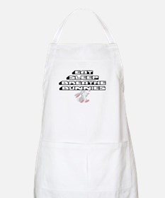 Eat, Sleep, Breathe, Bunnies Apron