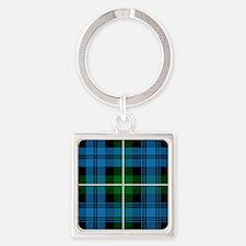 Lamont Scottish Tartan Keychains