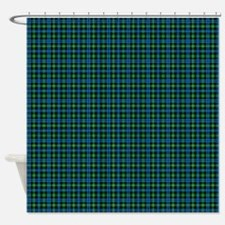 Lamont Scottish Tartan Shower Curtain