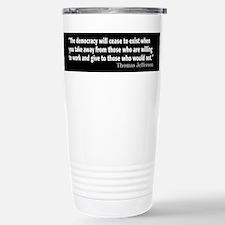 Unique Pro Travel Mug