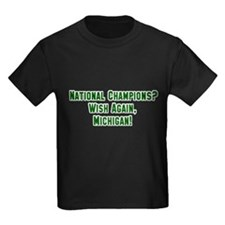 Michigan State Spartans T