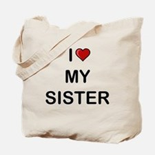 Funny Hermana Tote Bag