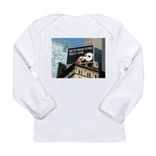 Cute City skylines Long Sleeve Infant T-Shirt