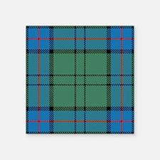 Lockhart Scottish Tartan Sticker