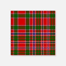 MacAlister Scottish Tartan Sticker