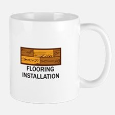 Flooring Installation Mugs