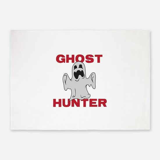 Ghost Hunter 5'x7'Area Rug