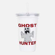 Ghost Hunter Acrylic Double-wall Tumbler