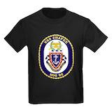 Uss chafee Kids T-shirts (Dark)