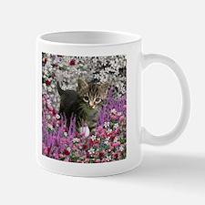 Emma in Flowers I Mug
