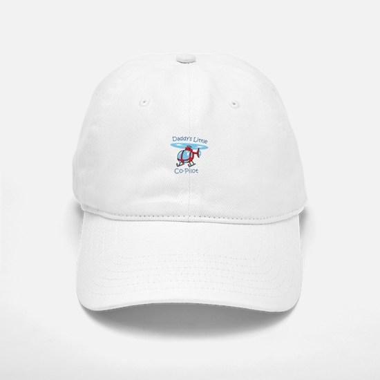 Daddys Co-Pilot Baseball Cap