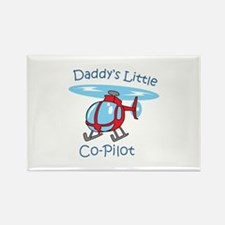 Daddys Co-Pilot Magnets