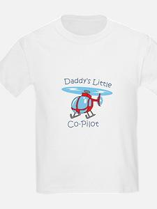 Daddys Co-Pilot T-Shirt