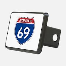 Interstate 69 Hitch Cover