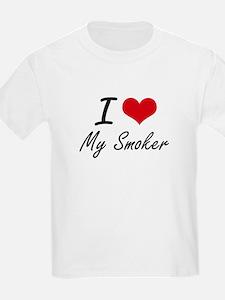 I love My Smoker T-Shirt
