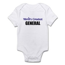 Worlds Greatest GENERAL Infant Bodysuit