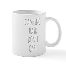 Camping Hair Dont Care Mugs