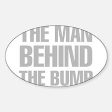 The Man Behind The Bump Decal