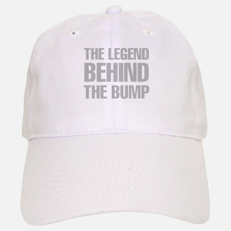 The Legend Behind The Bump Baseball Baseball Cap