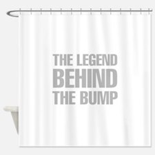 The Legend Behind The Bump Shower Curtain