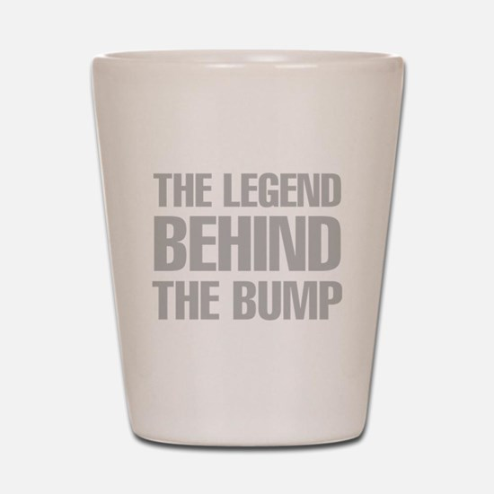 The Legend Behind The Bump Shot Glass
