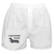 Unique Dog Boxer Shorts